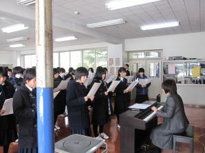 校歌練習3