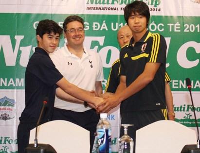 日本代表とサイ