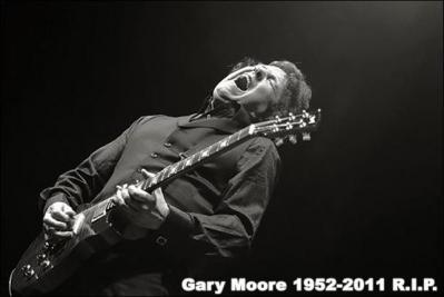 GARY MOORE 1952-2011 R.I.P.