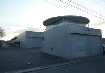 庵治町庁舎10