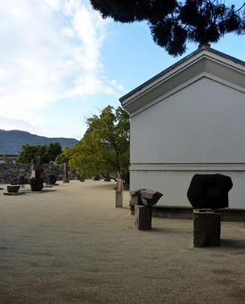 イサムノグチ庭園美術館05