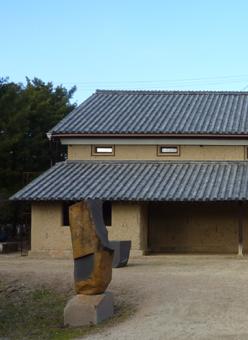 イサムノグチ庭園美術館08
