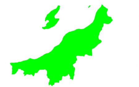 2012年03月 - 稲田眼鏡店★Optical ... : 日本地図 形 : 日本