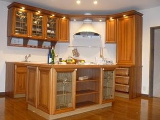 重厚キッチン