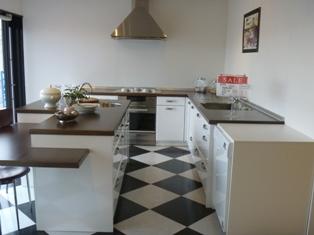 シンプル系キッチン