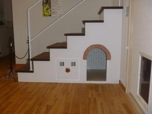 ワンコの家