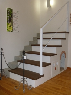 階段・・・