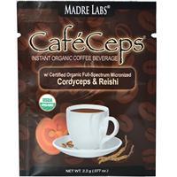 madreLabsのレイシ入りコーヒーサンプル