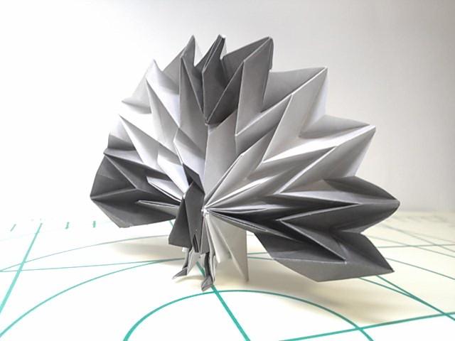 簡単 折り紙 折り紙 孔雀 折り方 : origamiog.blog.fc2.com