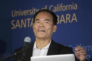 中村修二・カリフォルニア大教授