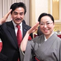 「ひげの隊長」佐藤正久参議院議員と
