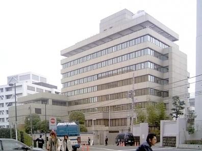 朝鮮総聯本部ビル