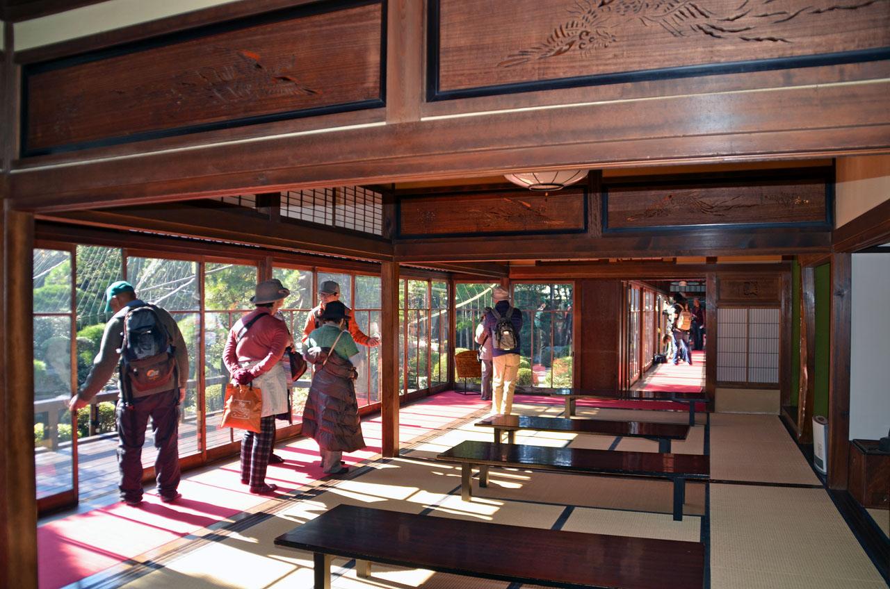 6)大正昭和初期の日本建築、山本亭