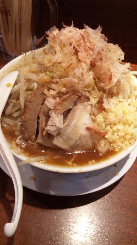 ラーメンつけ麺 笑福 西本町店