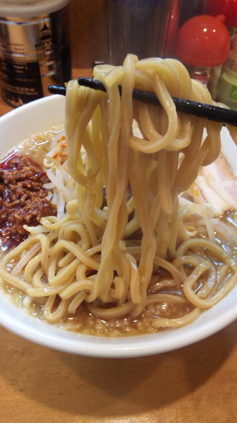 角ふじ麺 ○寅 (まるとら)