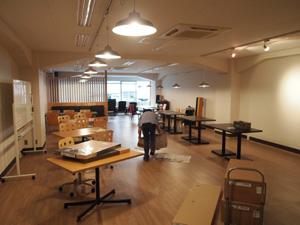Osaka Chaos Cafe【大阪ケイオスカフェ】 準備