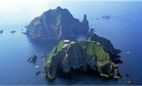◆竹島(独島)