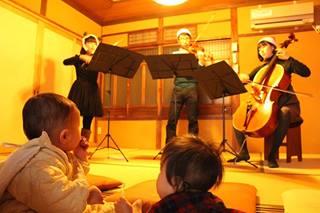 お座敷コンサート2