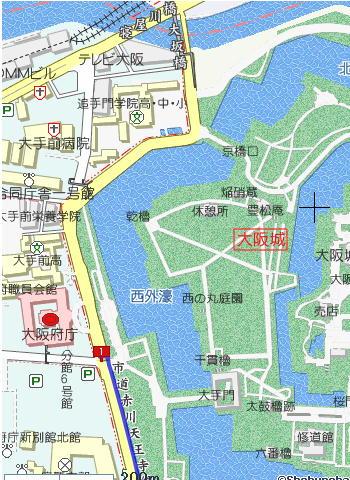 大阪マラソンコーススタート