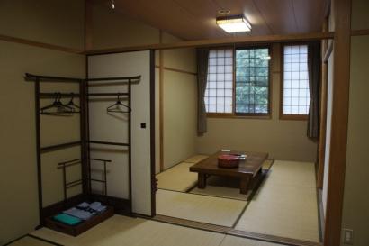 部屋は広くてきれい
