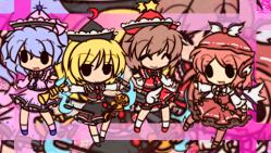 プリズムリバー三姉妹+ミスティア2(PSP)