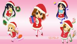 けいおん!クリスマスVer