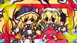 魔理沙&フラン2(PSP)