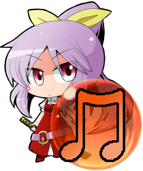 依姫(みゅ~じっく)