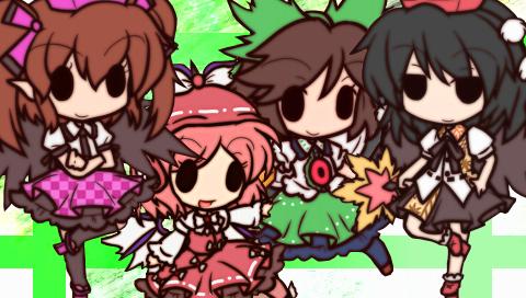 羽集団2(PSP)
