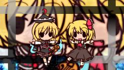 ルーミア&ルナサ2(PSP)