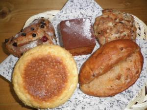 パン5種類