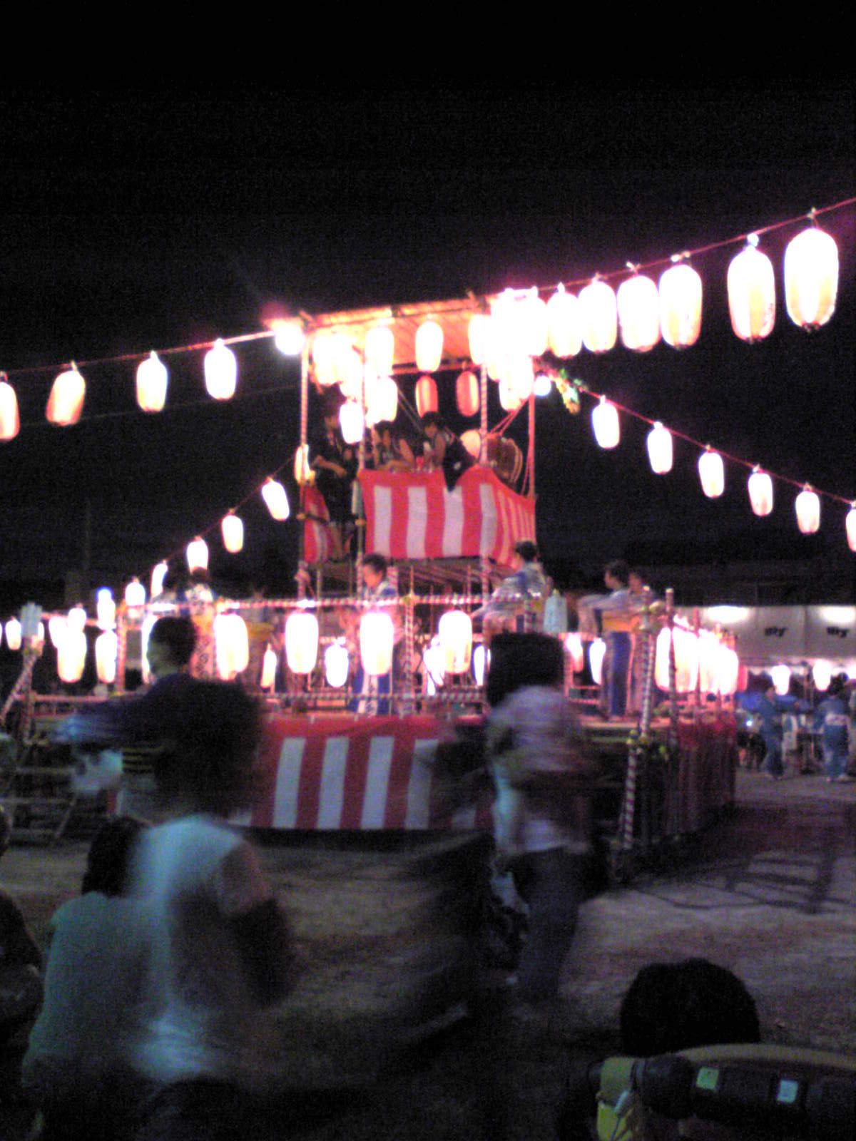 城町納涼祭り