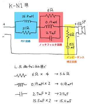 K-N1新回路