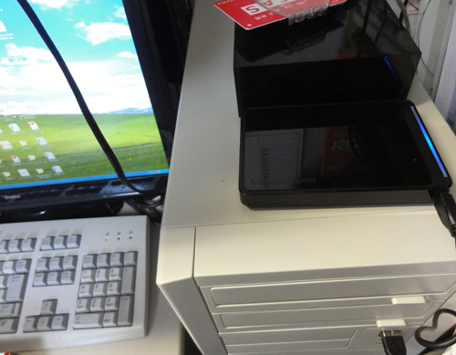 5ポータブルHDD&PC