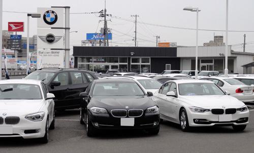 BMW 1、3,5シリーズkai