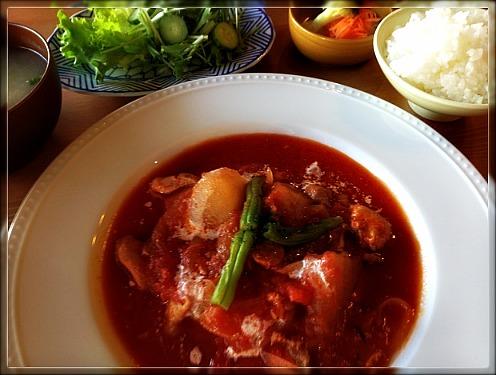 鶏肉イタリアン