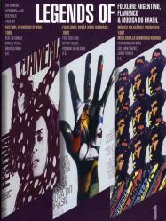 Flamenco-Folklore-Bossa Nova DVD 1 557