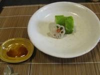 瓜のお寿司