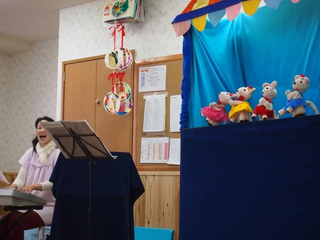 2014.12.09 西蒲田保育園①
