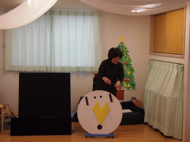 2014.12.24 矢向保育園②