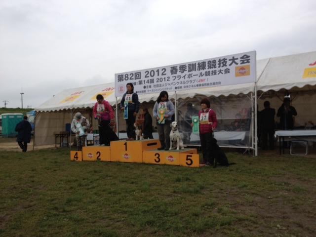 APRIL 22,2012 春季競技会 4