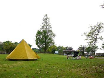 観音池キャンプ 002