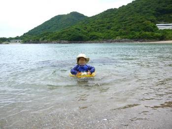 坊津海遊び 066
