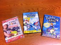 amazonUK DVD3枚