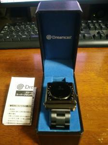 DC腕時計