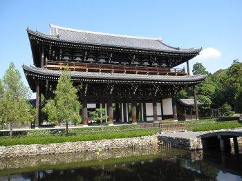 東福寺三門1