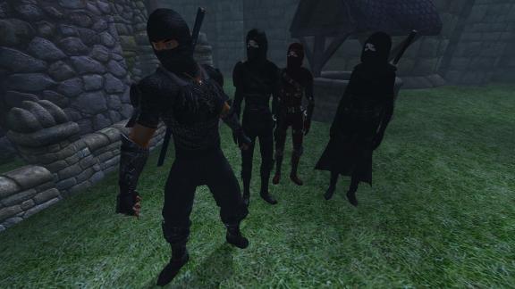 影の軍団01