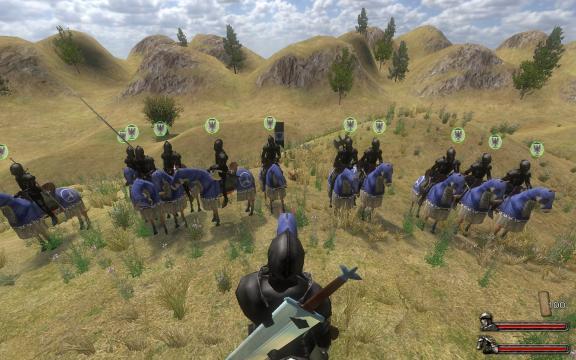 黒騎士部隊結成
