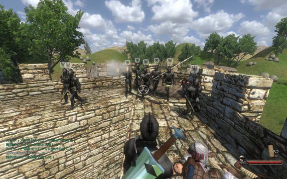 黒騎士部隊結成2