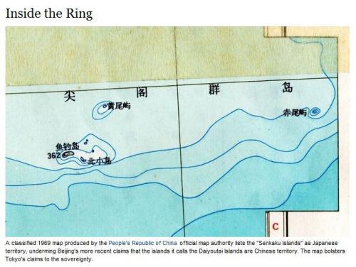 senkaku map